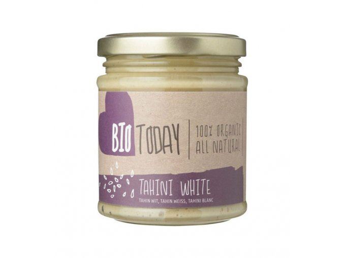 9079 tahini bio today 170g