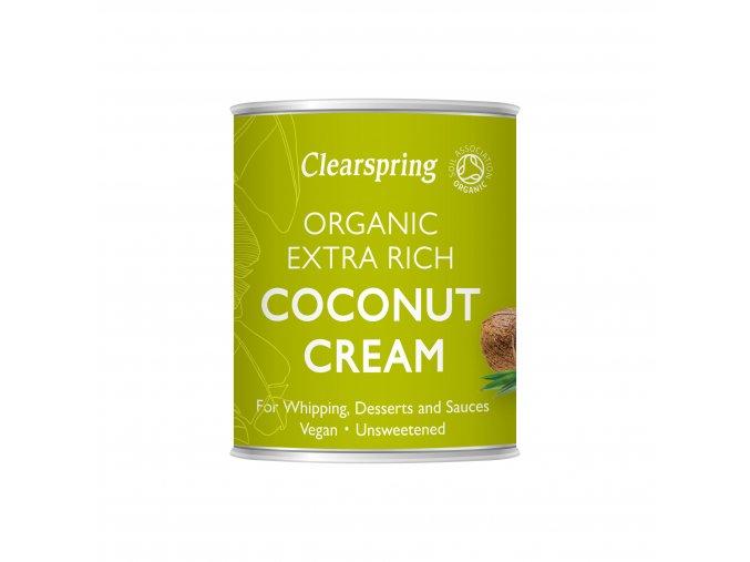 36383 kokosova smetana extra husta bio clearspring 200ml