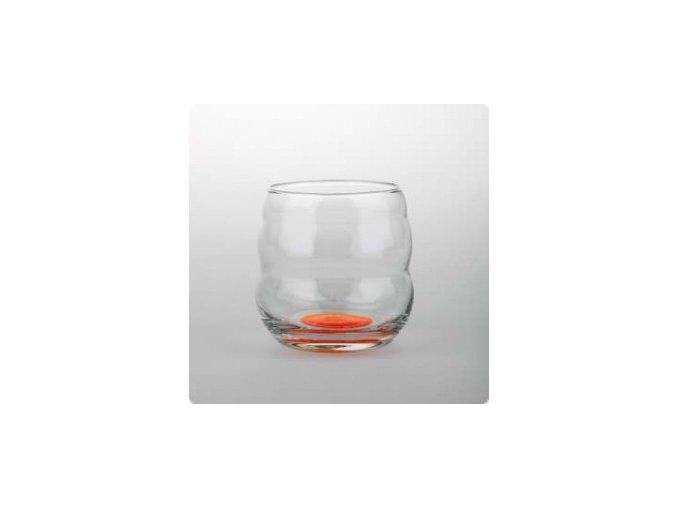 Afirmační a čakrová sklenice Mythos Zdraví 0,25l