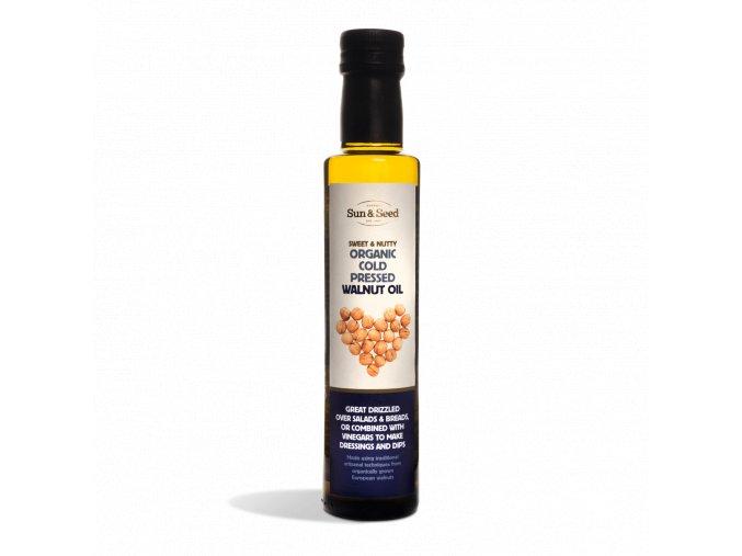 Olej z vlašských ořechů Bio, 250 ml