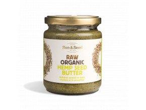 Pasta z konopných semínek 250 g - Bio, raw