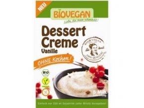 Dezert krémový Vanilka bez vaření 52g BIO Biovegan