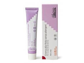 Hypoalergenní krém na obličej s violkou - 50ml