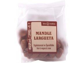Mandle LARGUETA 100 g bio
