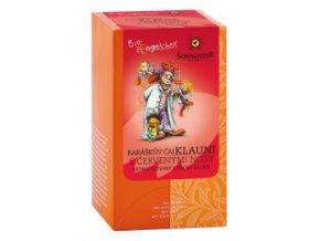 Raráškův čaj - Klauni s červenými nosy BIO 40g (20 sáčků)