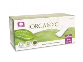 Bio Organyc dámské vložky slipové +