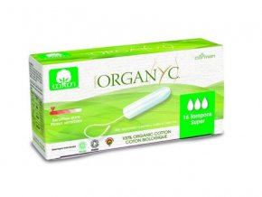 Bio Organyc tampony SUPER