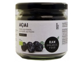 AKCE - Acai prášek, Bio – Raw Organic Food, 175 g