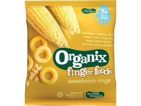 Sladké kukuřičné kroužky – Organix, 20 g