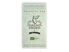AKCE - Cacao Crudo - Dark chocolate 90%, Raw & Bio 50g