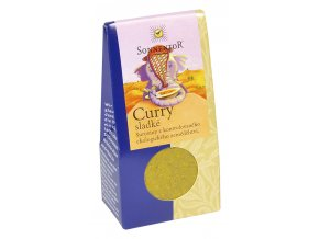 Kari (curry) sladké mleté bio 35g