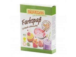Potravinářské barvivo bezlepkové BIO (5x8g) Biovegan