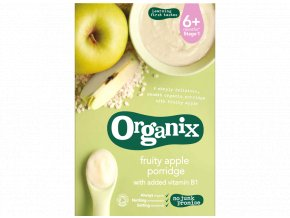 AKCE - Jablečná kaše - Apple Porridge - Organix, 120 g