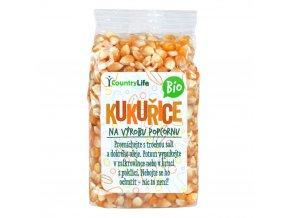 AKCE - Kukuřice na výrobu popcornu 200 g BIO COUNTRY LIFE
