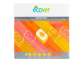 ECOVER Tablety do myčky All in One 500g