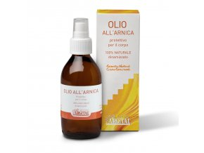olio arnica Argital cosmetici naturali senza conservanti a base di argilla verde