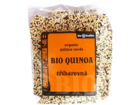 AKCE - Bio quinoa barevná 250 g