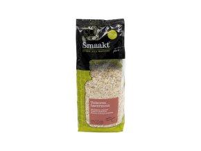 Jemné celozrnné ovesné vločky, bio – Smaakt, 500 g