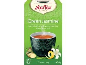 Yogi Tea - Zelený jasmín, bio - 17 x 1,8 g