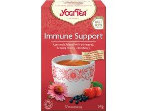 Yogi Tea - Podpora imunity, bio - 17 x 1,8 g