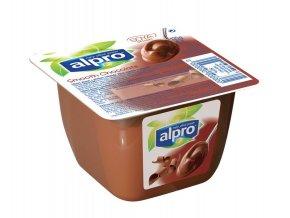 Sójový dezert čokoládový - Alpro, 125g
