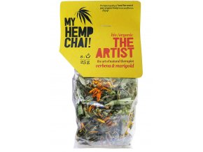 my hemp chai the artist 01