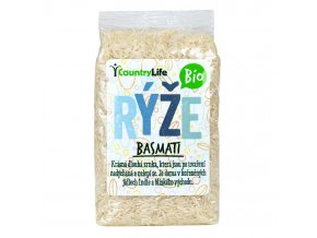 Rýže basmati Bio - Country Life, 500 g