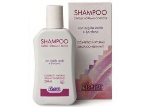 Šampon na normální a suché vlasy 250ml