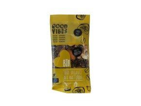Ořechovo-ovocný mix s kakaem a banánem, bio – Bio Today, 42 g