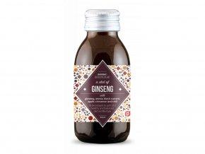 Vitamínový shot Ginseng - Ženšen – Organic Human, 100 ml