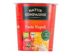 Těstoviny v rajčatové omáčce instantní, Bio NATUR COMPAGNIE 50g