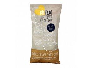 Zeleninové chipsy - Cizrna a sladké chilli, bio – BioToday, 75g - AKCE