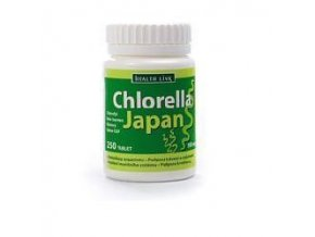 Health Link Chlorella Japan 250 tbl. (200 mg) - AKCE