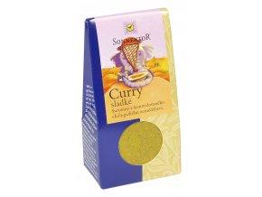 Kari (curry) sladké mleté bio 50g