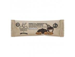 cacao and almond pancrudo bar