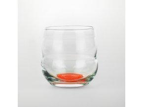 Afirmační a čakrová sklenice Mythos Harmonie 0,25l