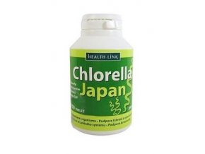 Health Link Chlorella Japan 750 tbl. (200 mg)