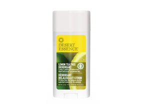 Deodorant Lemon Tea Tree (Lemon Tea Tree Deodorant)