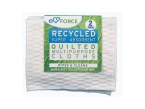 Kuchyňské tkané hadříky EcoForce – 2 ks