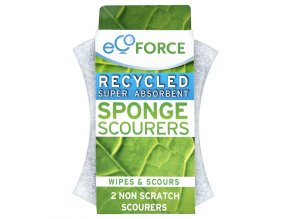 Houbičky Ecoforce Soft - 2 ks