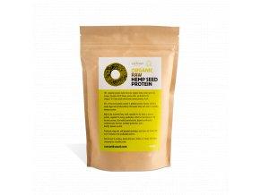 Proteinový prášek z konopného semínka, raw, bio - Sun & Seed ,450 g