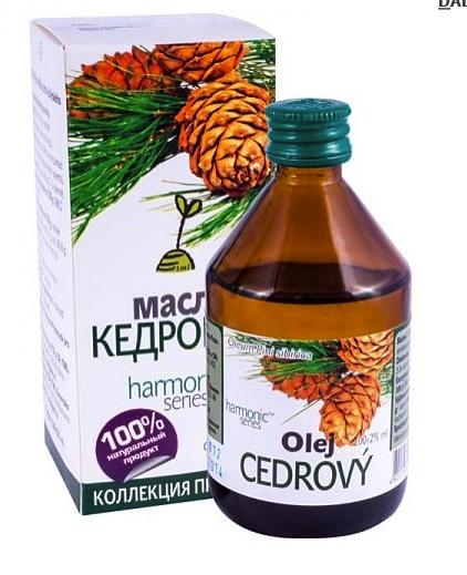 Cedrový olej 100ml Elit