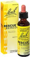 Krizové kapky 20ml (Rescue remedy) Bachovy esence