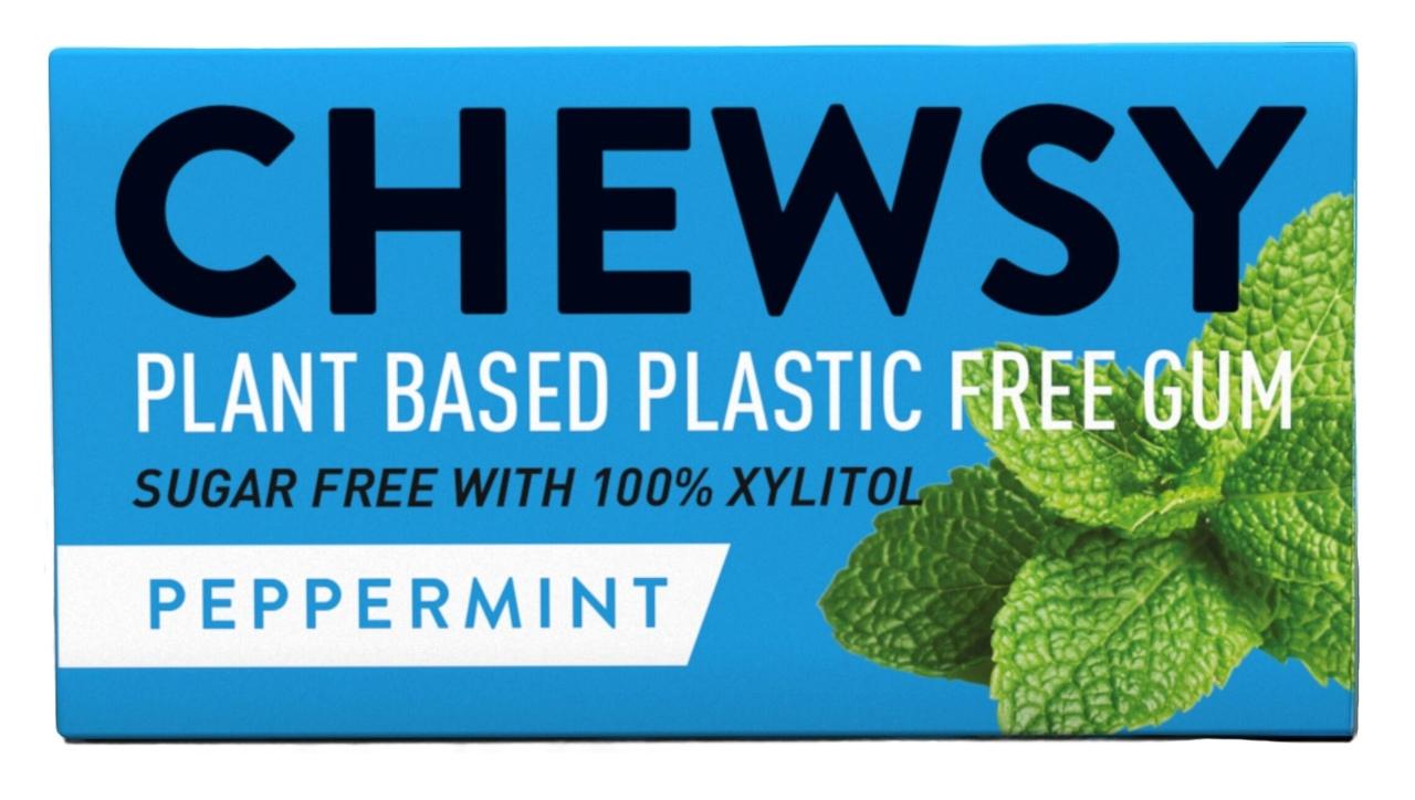 Chewsy žvýkačky - Máta peprná (Karton 12 balíčků)