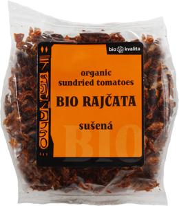 AKCE - Bio sušená rajčata sekaná 100 g