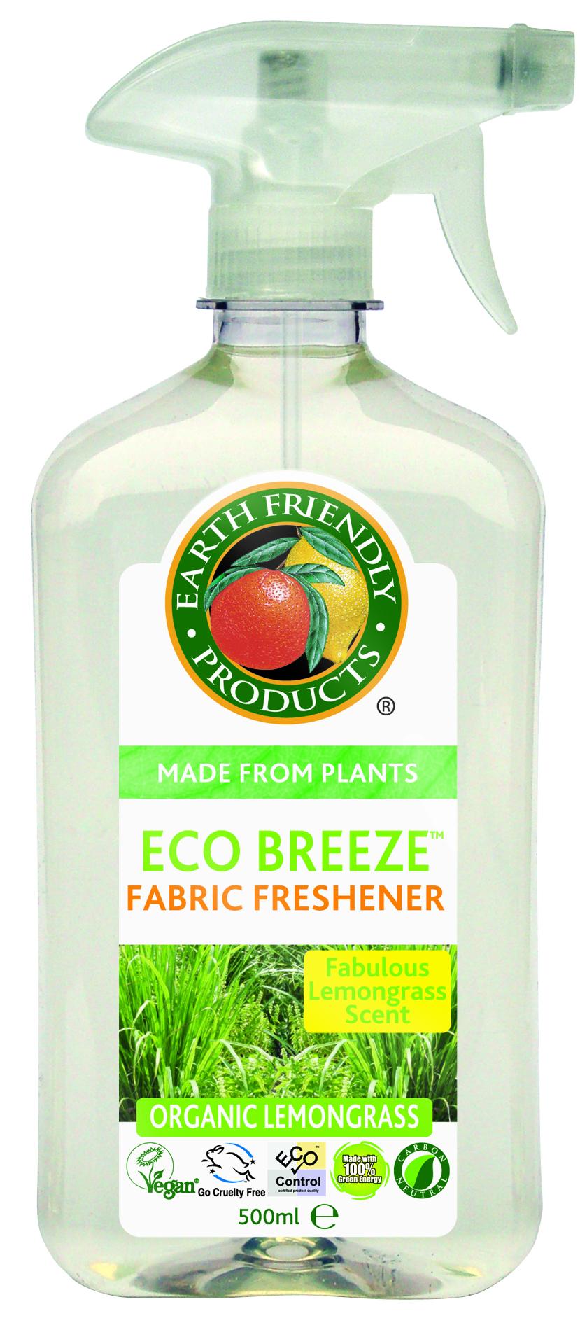 EFP Osvěžovač a pohlcovač pachu z čalounění citronová tráva EcoBreeze 500ml