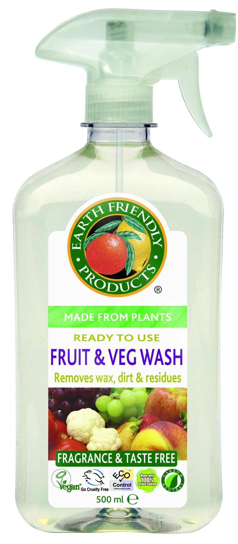 EFP Čistič ovoce a zeleniny – 500ml