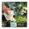 organic cotton produce bag medium 1