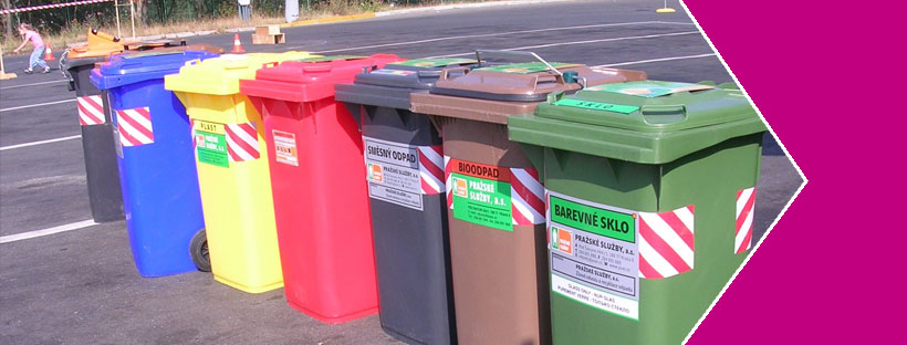 Jak správně třídit odpadky?