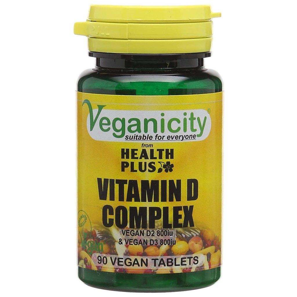 d komplex veganicity